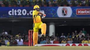 CLT20 2013: Chennai Super Kings vs Brisbane Heat, Group B match, Ranchi