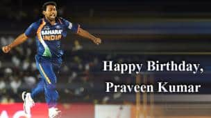 Happy Birthday, Praveen Kumar!