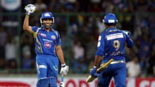 CLT20 2013: Mumbai Indians vs Perth Scorchers, Group A match, Delhi