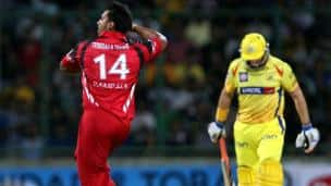 CLT20 2013: Chennai Super Kings vs Trinidad and Tobago, Group B match, Delhi