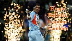 Happy Birthday, Gautam Gambhir!