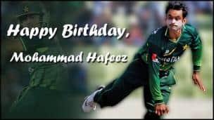 Happy Birthday, Mohammad Hafeez!