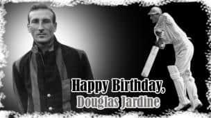 Happy Birthday, Douglas Jardine!