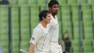 Bangladesh vs New Zealand, 2nd Test at Mirpur