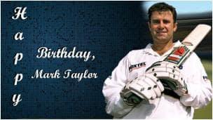 Happy Birthday, Mark Taylor!