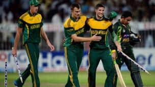 Pakistan vs South Africa, 1st ODI at Sharjah