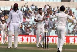 India vs West Indies , 1st Test at Kolkata
