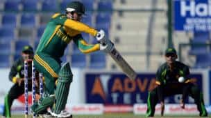 Pakistan vs South Africa, 4th ODI at Abu Dhabi