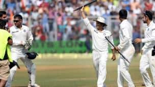Sachin Tendulkar's 200th Test: Special moments