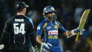 Sri Lanka vs New Zealand, 2nd T20I at Pallekele