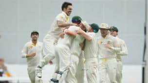 Ashes 2013-14: Australia vs England, 1st Test at Brisbane