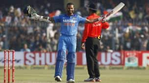 India vs West Indies, 3rd ODI at Kanpur