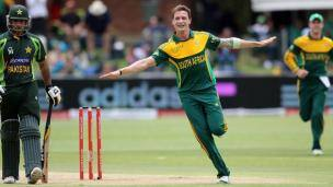 South Africa vs Pakistan, 2nd ODI at Port Elizabeth