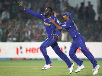 IPL 2012: Nothing special about Kevon Cooper, says Laxmi Ratan Shukla