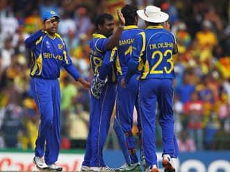 1st Semi-Final - Sri Lanka vs New Zealand