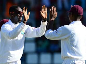 Shillingford strikes leave Australia struggling on day one of final Test