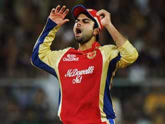 IPL 2012 Live Cricket Score: RCB vs DC, T20 match- Bangalore need 182 to win