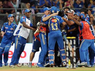 Amazing similarities in the Mumbai-CSK and RCB-Chargers matches
