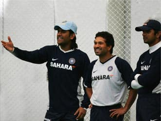 Boon to have role models like Tendulkar, Dravid & Dhoni to mentor youngsters