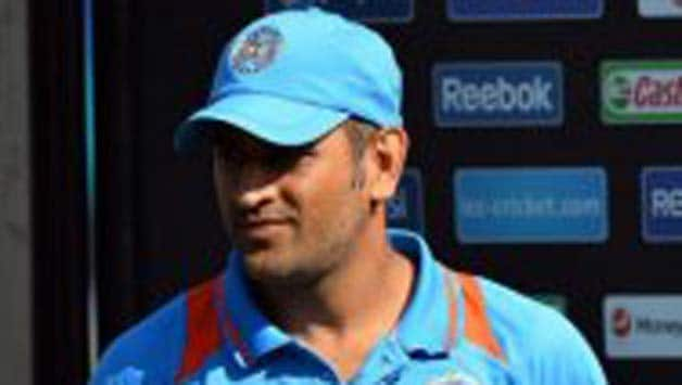 MS Dhoni says India-Pakistan game is always big