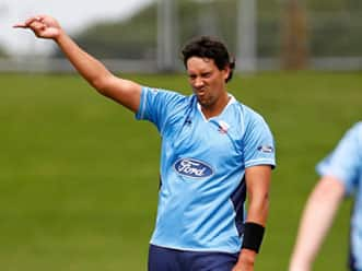 Auckland skipper Hopkins confident of Tuffey and Martins' recovery