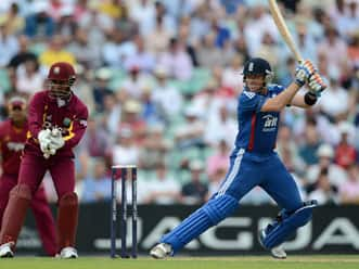 Live Cricket Score: England vs West Indies, T20 match at Nottingham