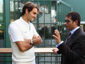 Federer knows lot about cricket: Tendulkar