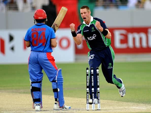 Ireland's Boyd Rankin retires to play Test cricket for England