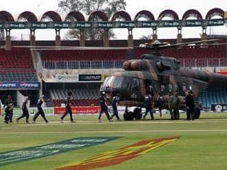 World XI team tour to Pakistan postponed again
