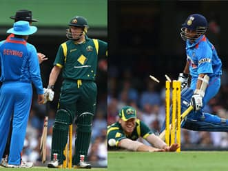 Hussey and Tendulkar controversies show spirit remains only in cans and bottles!