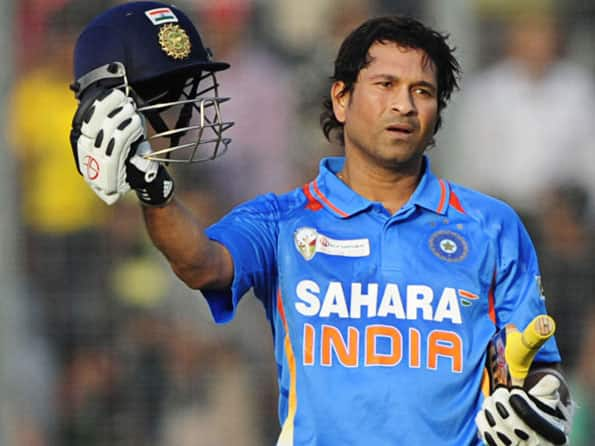 Sachin Tendulkar's reaction speaks of the untold hurt he has had to endure