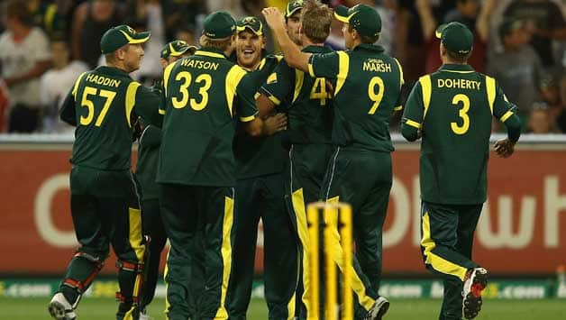 Highlights: Australia vs West Indies, fifth ODI at Melbourne