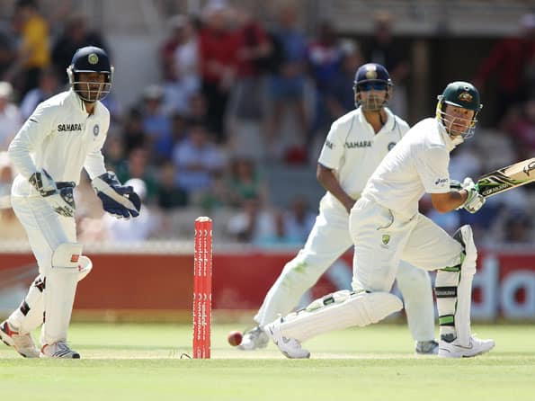 Australia set a mammoth 500-run target for India in Adelaide Test