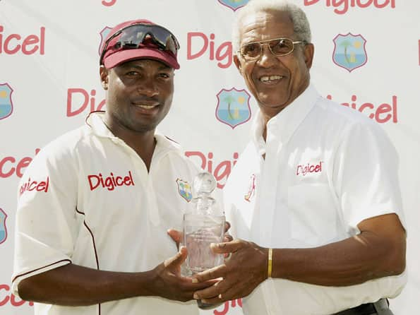 Lara's greatness in numbers compared to other left-handed greats in Test history