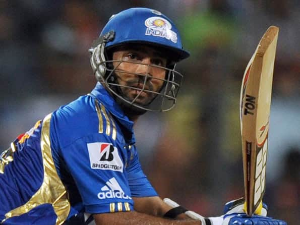 IPL 2012 Live Cricket Score: MI vs RCB - Bangalore need 142 to win