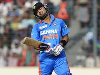 India vs Bangladesh 4th ODI Match of Asia Cup 2012: Highlights part 1