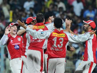 IPL 2012: David Hussey credits team effort for Punjab's win