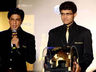 IPL 2012: Don't belittle Sourav by futile comparisons, says Shah Rukh