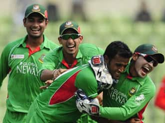 Pakistan vs Bangladesh final of Asia Cup 2012: Highlights part 1