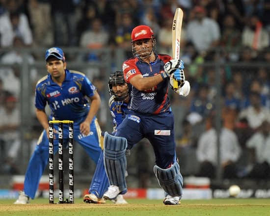 MI vs DD, IPL 2012, (Apr 16, 2012)