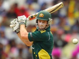 It's a treat to watch Valthaty bat: Shaun Marsh