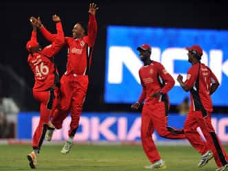 T&T defeat Leicestershire by 51 runs; make it to the next round