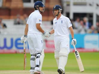 England's report card for 2nd Test: Cook tops the class