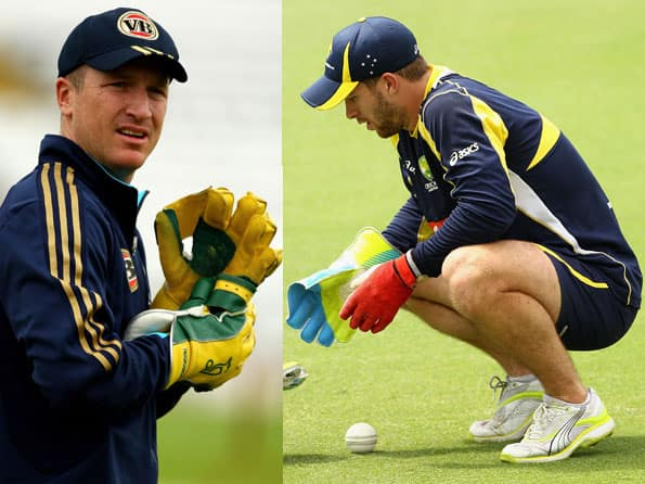It could be end of the road for Haddin as Wade emerges as strong alternative