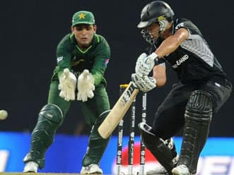Stand-in skipper Taylor pleased with New Zealand win