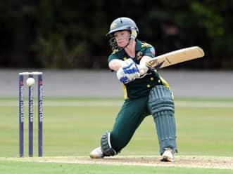 Cameron, Lanning shine in Australia's women team's win over India