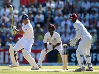 Live Cricket Score: England vs West Indies, second Test at Trent Bridge- Day three