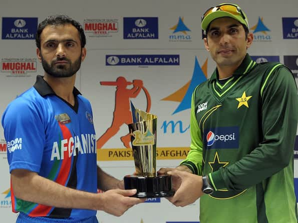 Story of Afghanistan cricket, playing their first ODI against Pakistan, tugs at the heart
