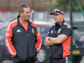 ECB sure of Flower's continuation as coach
