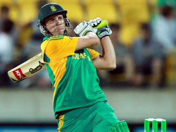 ICC World T20 2012: AB de Villiers' explosive talent is wasted at No 6